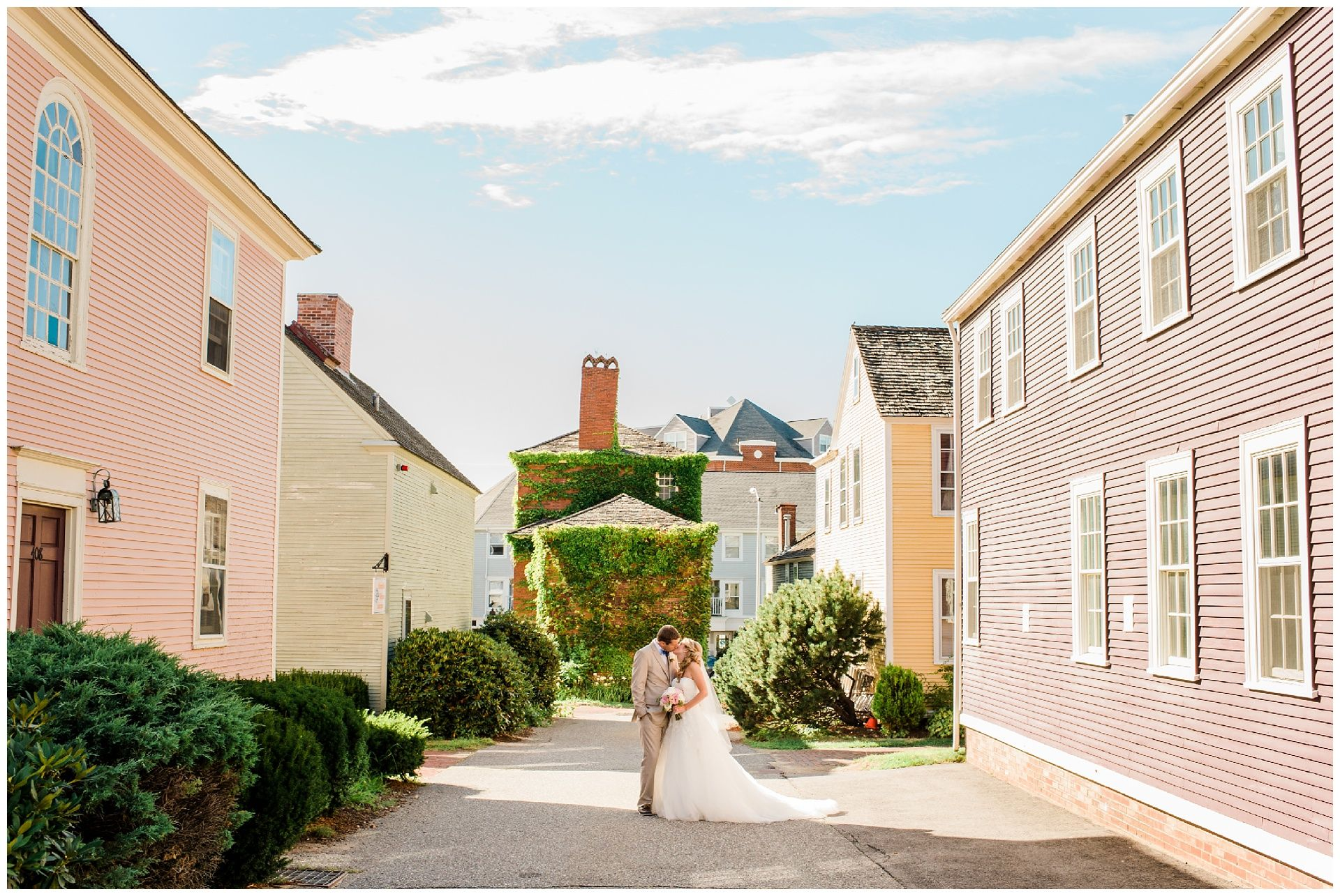 Portsmouth Wedding Venues | Exterior