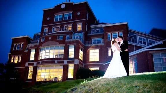 Portsmouth Wedding Venues By Hotel Exterior